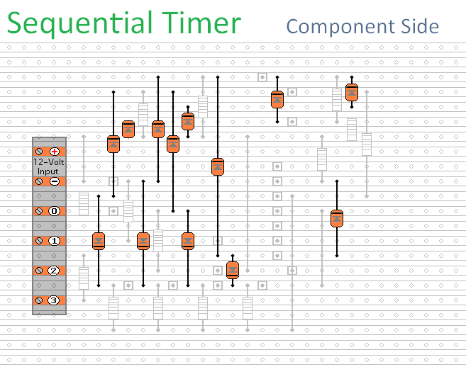Sequential Timer - Make C