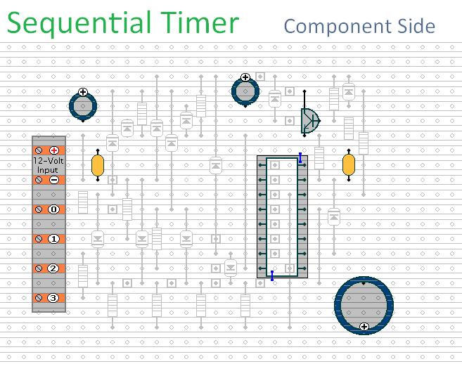 Sequential Timer - Make D