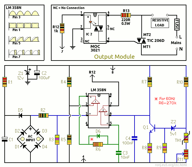 Build Your Own Precise Temperature Controller